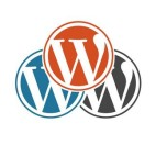 WordPress PNG Desktop Logo Wallpaper